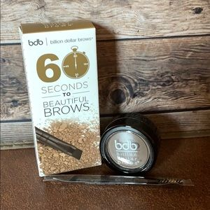 Billion Dollar Brows 60 Seconds To Beautiful Brows